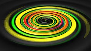La primera medición de una fusión de agujeros negros y su significado