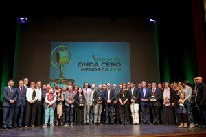 Alicia Sintes recibe el  Premio de Ciencia e Investigación de Onda Cero Menorca