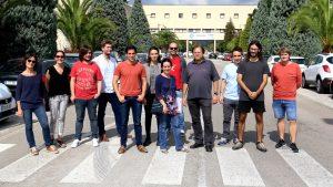 El grupo de Relatividad y Gravitación de la UIB, Medalla de Oro de la ciudad de Palma