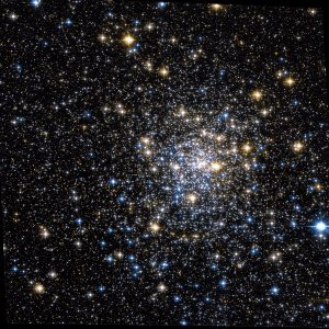 SEARCHING FOR GRAVITATIONAL WAVES FROM A NEARBY GLOBULAR CLUSTER