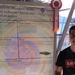 Cecilio García has been awarded the 'LIGO student Poster Prize'